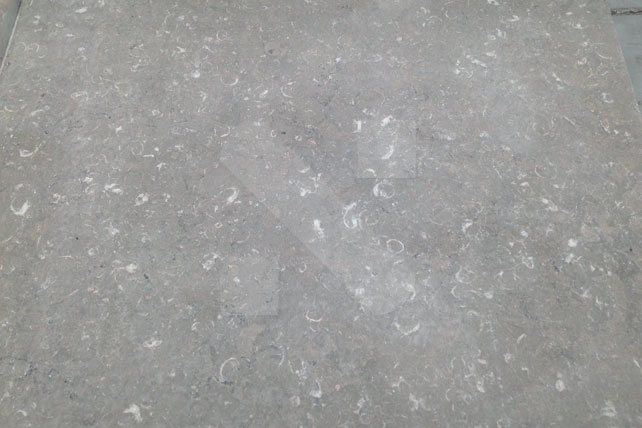 New Valverde grey limestone flamed