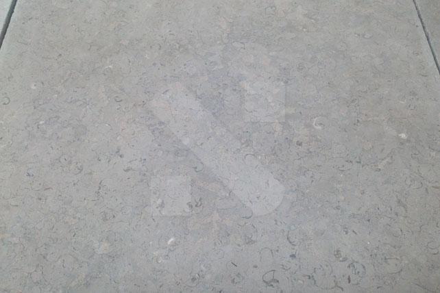 New Valverde grey limestone honed